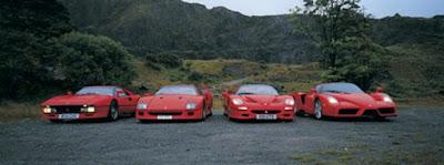 HD Wallpapers Ferrari 288 GTO