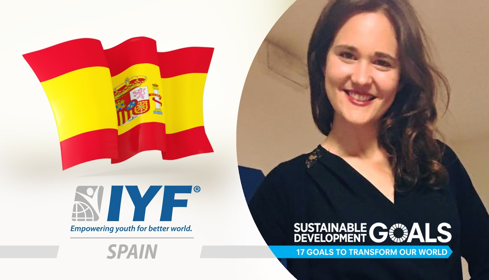 Marta Babío Godinez, IYF Representative in Spain