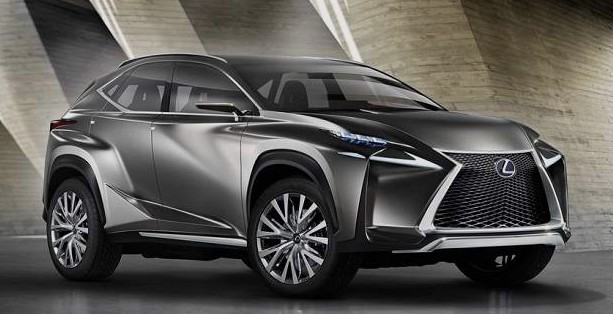 2018 Lexus NX Preview
