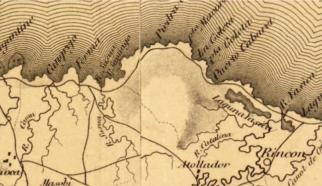 antica mappa Sosua