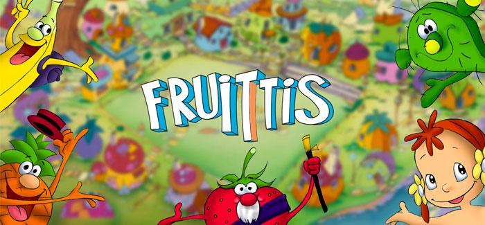 Los Fruittis Serie 1989