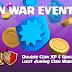 [Event] Nhân đôi kinh nghiệm Clans và chiến lợi phẩm khi war
