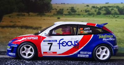 "Ford Focus RS WRC ""Bollycao"""