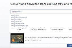 Alternatif Youtubemp3.to dan Ytmp3.net