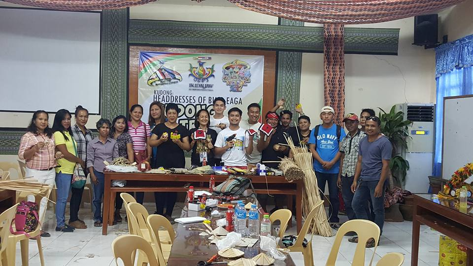 DOT-12 & LGU-Tacurong conduct Training on Kudong Souvenir-Making