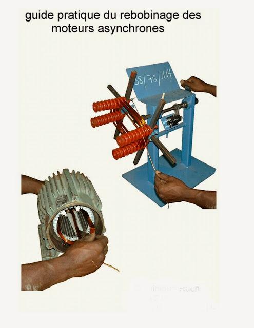 bobinage des moteurs asynchrones