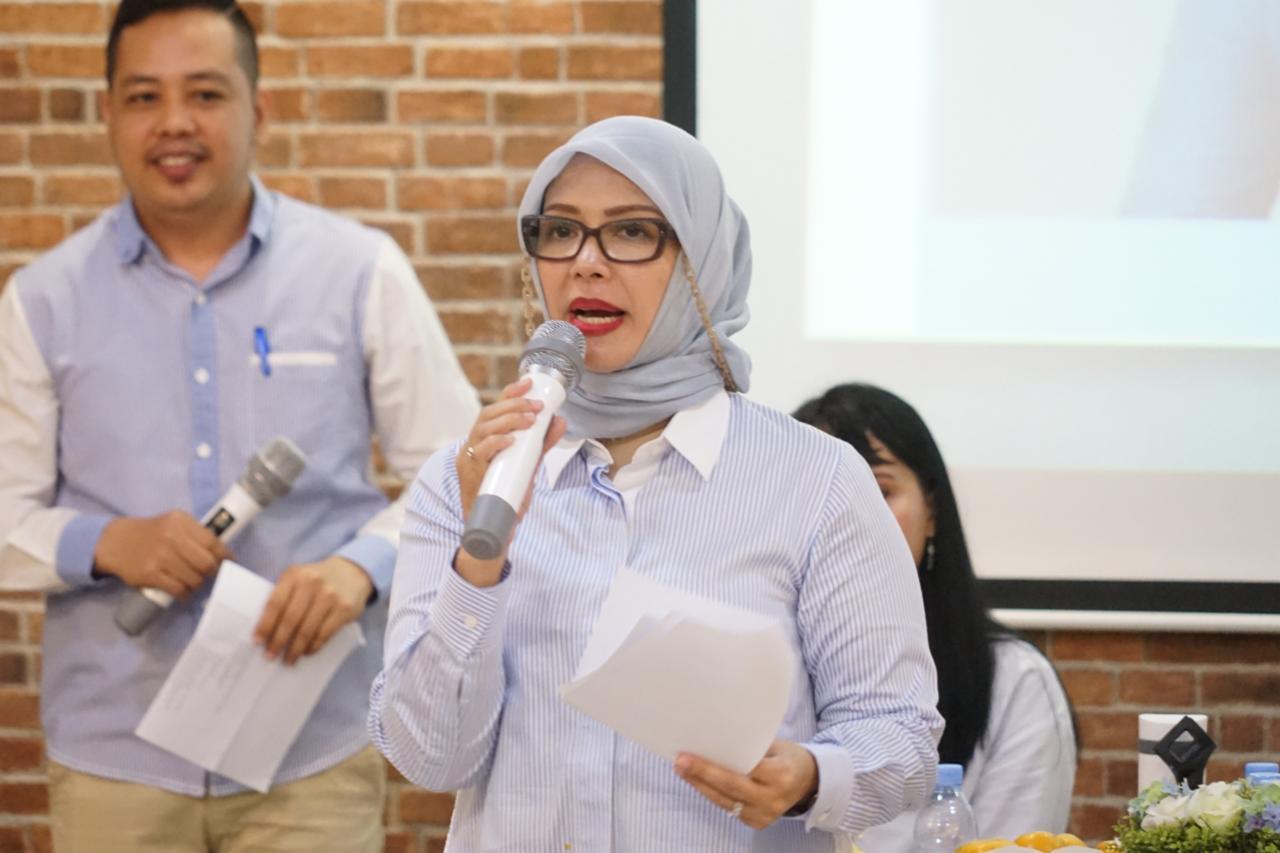 Istri Sandiaga Uno Ajak Milenial Cirebon Jadi Pengusaha Baru