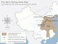 Dinasti Qin (221-205 SM)