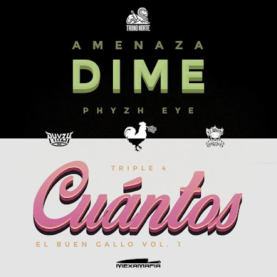 Amenaza feat. Phyzh Eye - Dime Cuantos (Single) [2017]