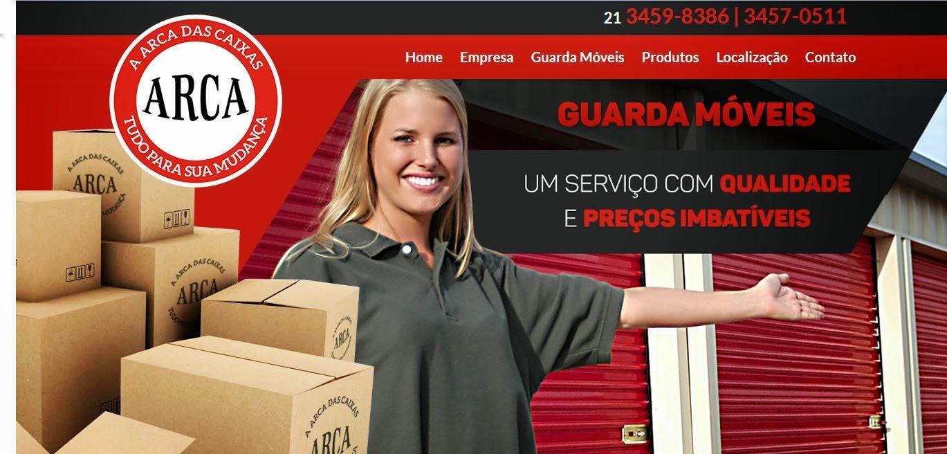 FREGUESIA JACAREPAGUA - A Arca Guarda Tudo no Rio de Janeiro