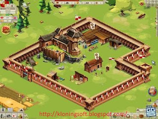 Download Game Empire: Four Kingdoms APK Android
