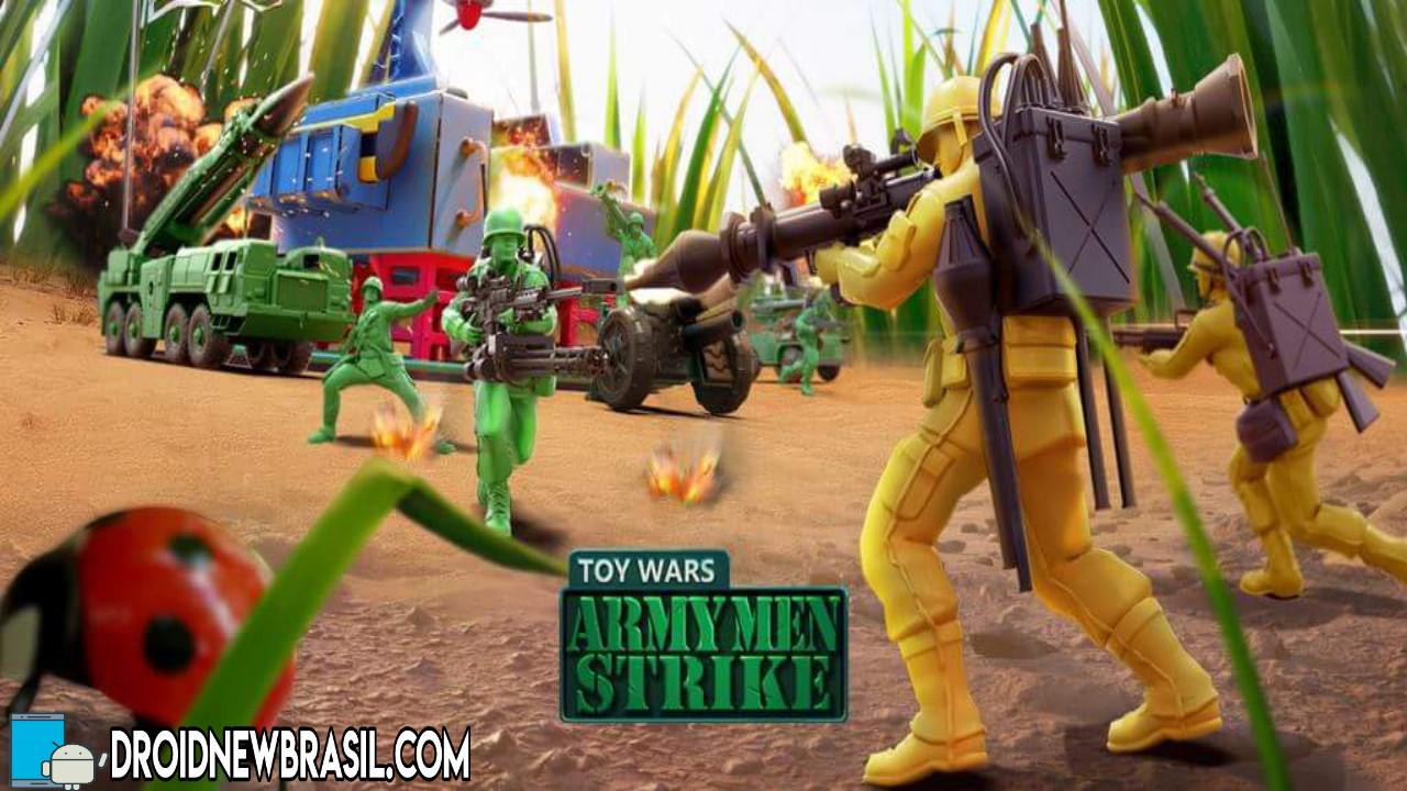Army Men Strike v2.50.0 Apk Latest