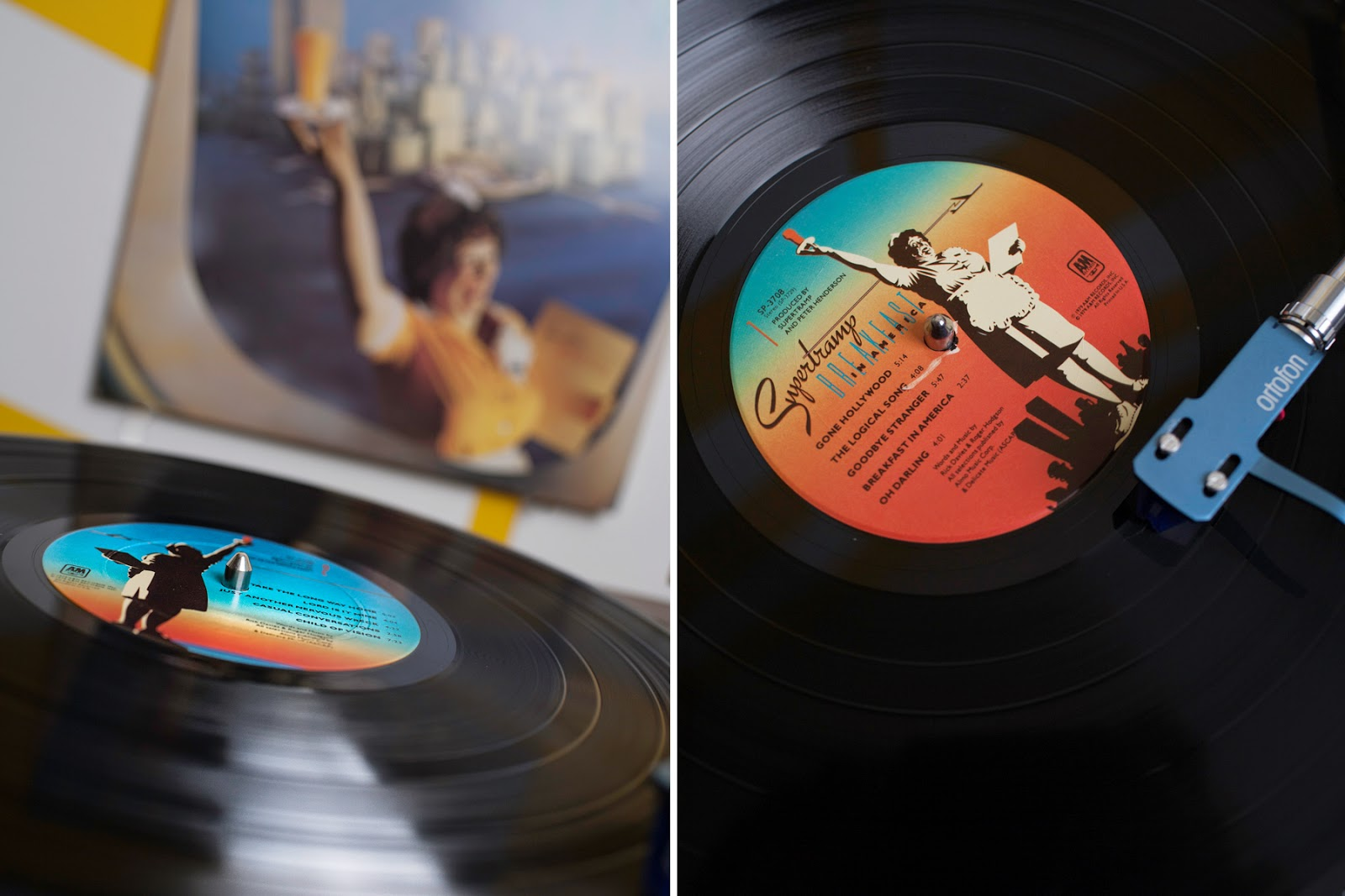 MY NORTHWOODS LIFE: Turntable Tuesday | Supertramp