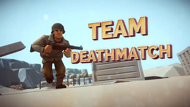 Group Death Match 4 vs 4