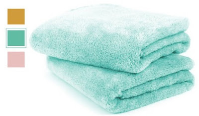 MojoFiber Plush Microfiber Exfoliating bath towels for $33 (reg $38) which sell for $58 at other online stores.