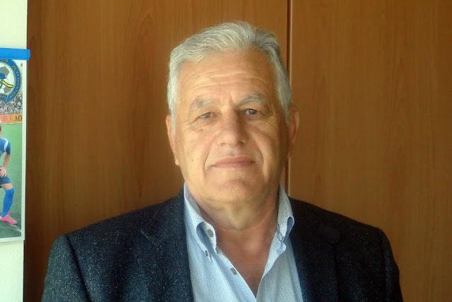 Θανάσης Πισιμίσης: Στηρίζω τον Κυριάκο Μητσοτάκη στην ΝΔ και τον Πέτρο Τατούλη στη Περιφέρεια Πελοποννήσου