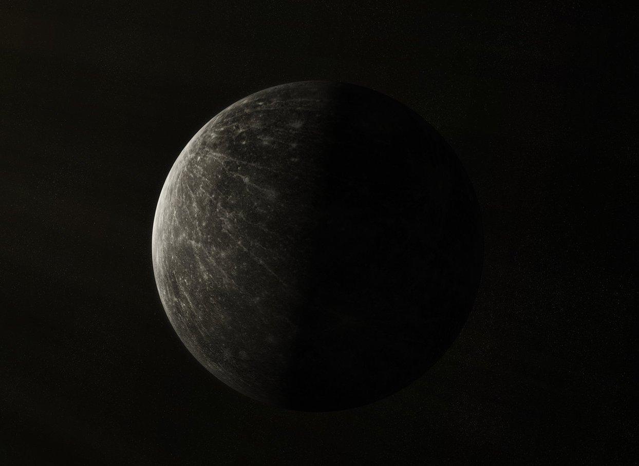 Beyond Earthly Skies: Polar Ice Deposits on Mercury