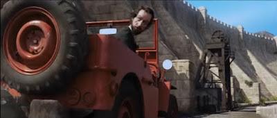 Las aventuras de Tintín: El secreto del unicornio - Tintín - Periodismo y Cine - Cine y Cómic - Animación - Escuela Periodismo Manuel Martín Ferrand - EPMMF - Periodismo - el fancine - el troblogdita - ÁlvaroGP