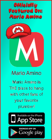 We're Featured on Mario Amino: