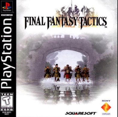 Final Fantasy Tactics PS1 PSX For Android