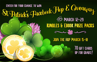 St. Patrick's Romance Giveaway - March 12-29