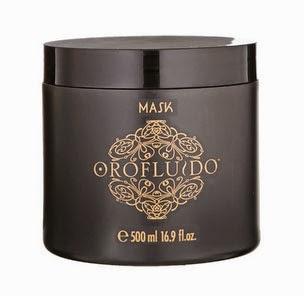 oro fluido para cabello seco