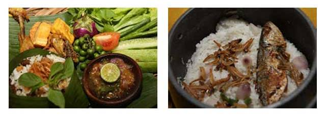 Tempat Wisata Kuliner Purwakarta Nasi Liwet Ibu Dini