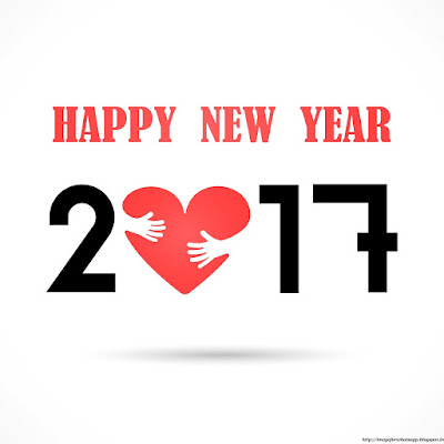 welcome 2017 with heart