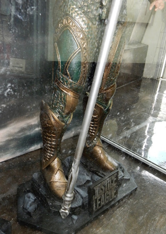 Aquaman costume legs