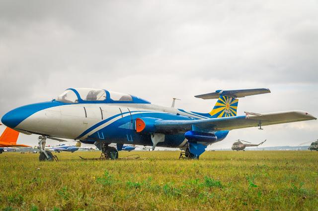 Фоторепортаж с авиашоу в Коротиче 2019 - 09