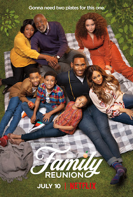 Family Reunion Netflix Series Poster 1