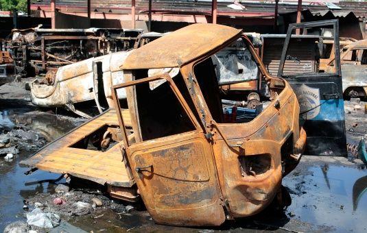 Nicaragua expone efectos de violencia y su intención de paz