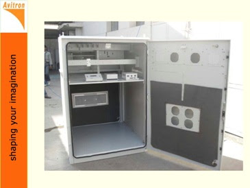 Vending Machine Cabinets, Sheet Metal Inverter Cabinets