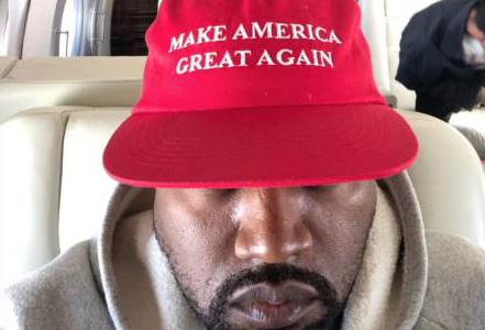 KANYE WEST to Meet With President Trump and Jared Kushner Thursday in White House — LIBERAL HEADS EXPLODE