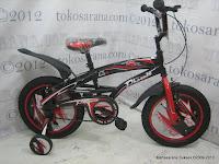 Sepeda Anak Phoenix P-516 Tameng 16 Inci