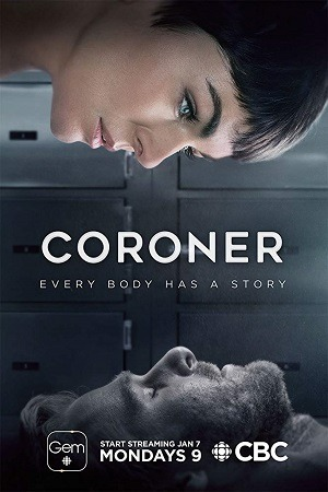 Coroner - Legendada Web-dl Download torrent download capa