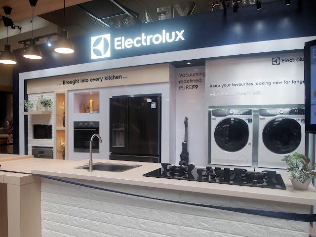 produk electrolux terbaru di usia ke-100