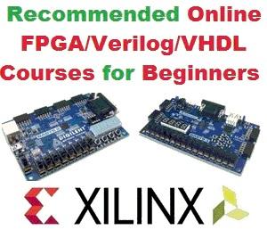 FPGA Verilog VHDL Courses