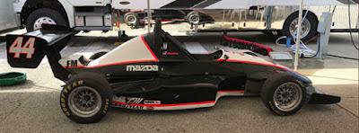 SCCA Runoffs - Formula Mazda Class
