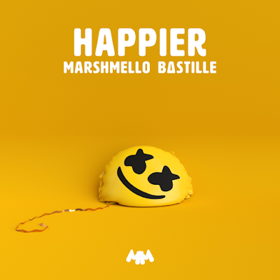 Arti Lirik Lagu Marshmello - Happier ft. Bastille
