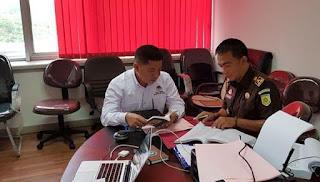 Bos Perusahaan Kayu di Sumsel Ditahan Karena Illegal Logging