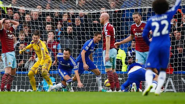 Chelsea vs West Ham