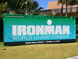 2013 Ironman World Champion Triathlon Mural