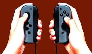 Nintendo Switch Setup controller
