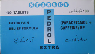 Pedrol Extra Tablet 500mg