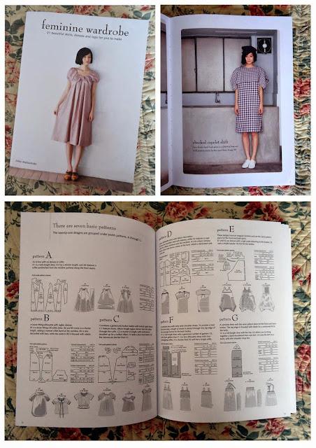 Jinko Matsumoto's Feminine Wardrobe sewing book