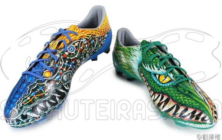 F50 Adidas Adizero Yamamoto Football Boot Footyboots