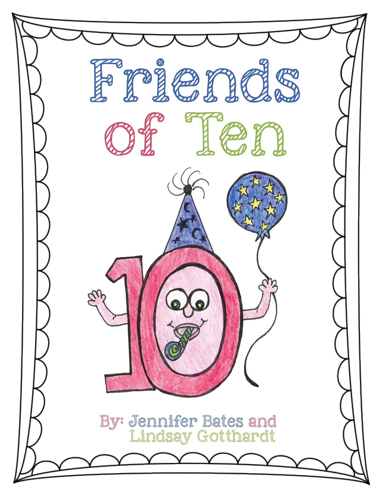 http://www.teacherspayteachers.com/Product/Friends-of-Ten-825489