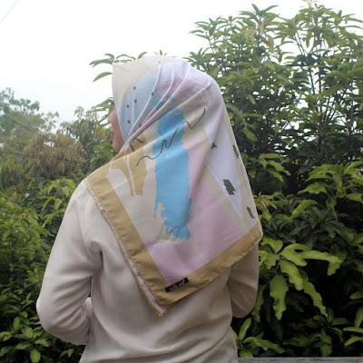 Hijab Syar'i Maxmara Murah