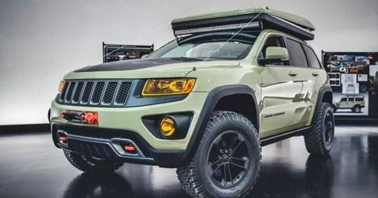 2017 jeep cherokee overland redesign dodge release. Black Bedroom Furniture Sets. Home Design Ideas